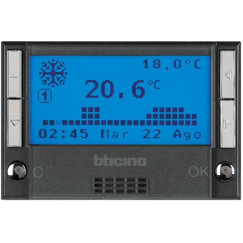 Фото Блок управления контроля темп. 4 зоны Leg BTC HS4695