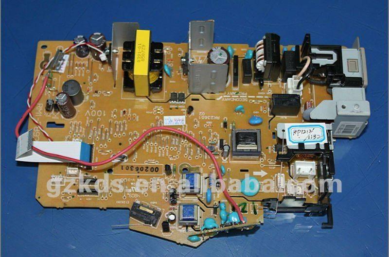 Фото Плата DC-контроллера HP LJ M1132, M1212, M1214, M1217 MFP (RM1-7902)