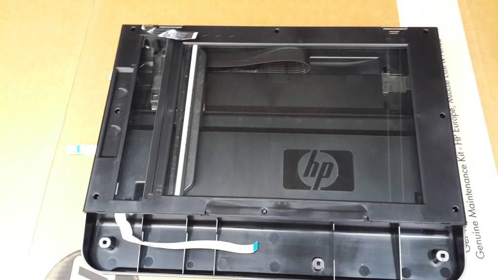 Фото Сканер в сборе (основание) HP LJ M1536 (CE538-60118)