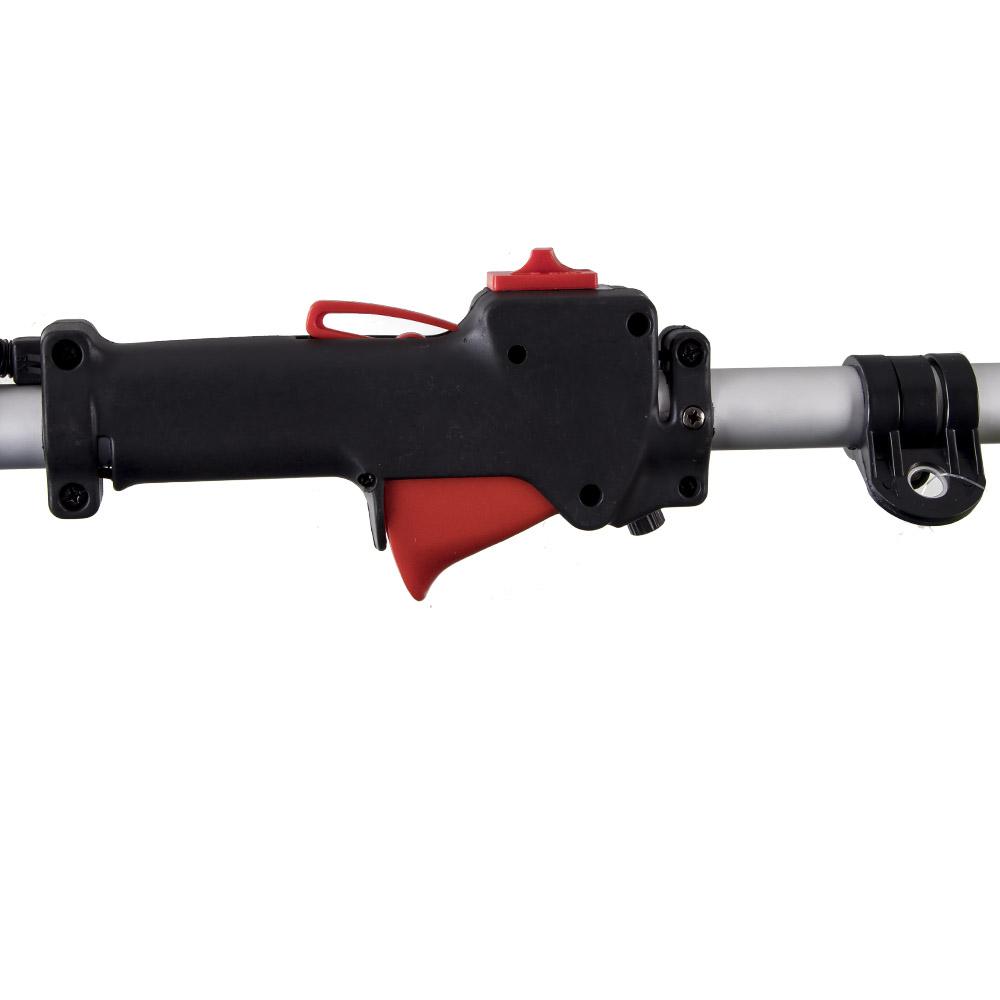 Фото Триммер бензиновый разъемный (изогнутый вал) DDE GT250L (0,75 кВт/1 л. c. 25 куб. см, 38 см, трим. головка, 4,6 кг) {790-014} (6)