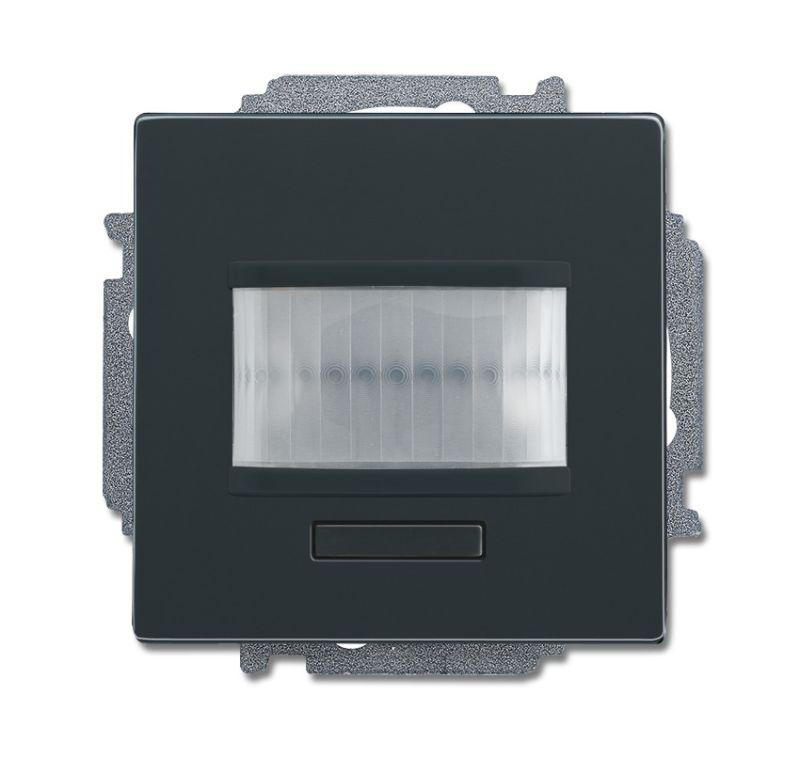 Фото Датчик движения/активатор выключателя free@home; 1-кан.; беспроводной; MSA-F-1.1.1-81-WL solo/future; антрацит ABB 2CKA006200A0083