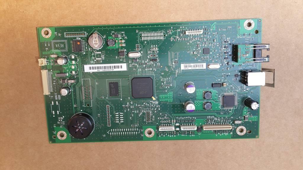 Фото Плата форматера HP LJ Pro M1536 (CE544-60001)