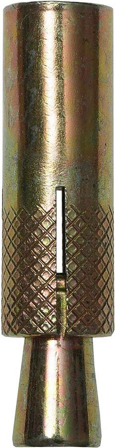 Фото Анкер с клином, 10х40 мм, 60 шт, желтопассивированный, ЗУБР {4-302072-10-040}