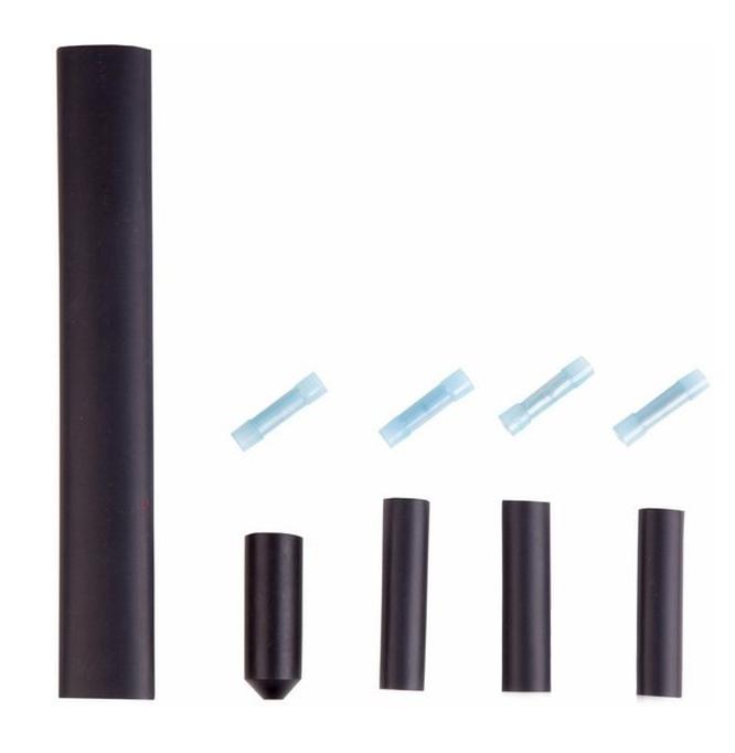 Фото Универсальный набор Rexant для концевой заделки саморегулирующегося кабеля {51-0615-1} (1)