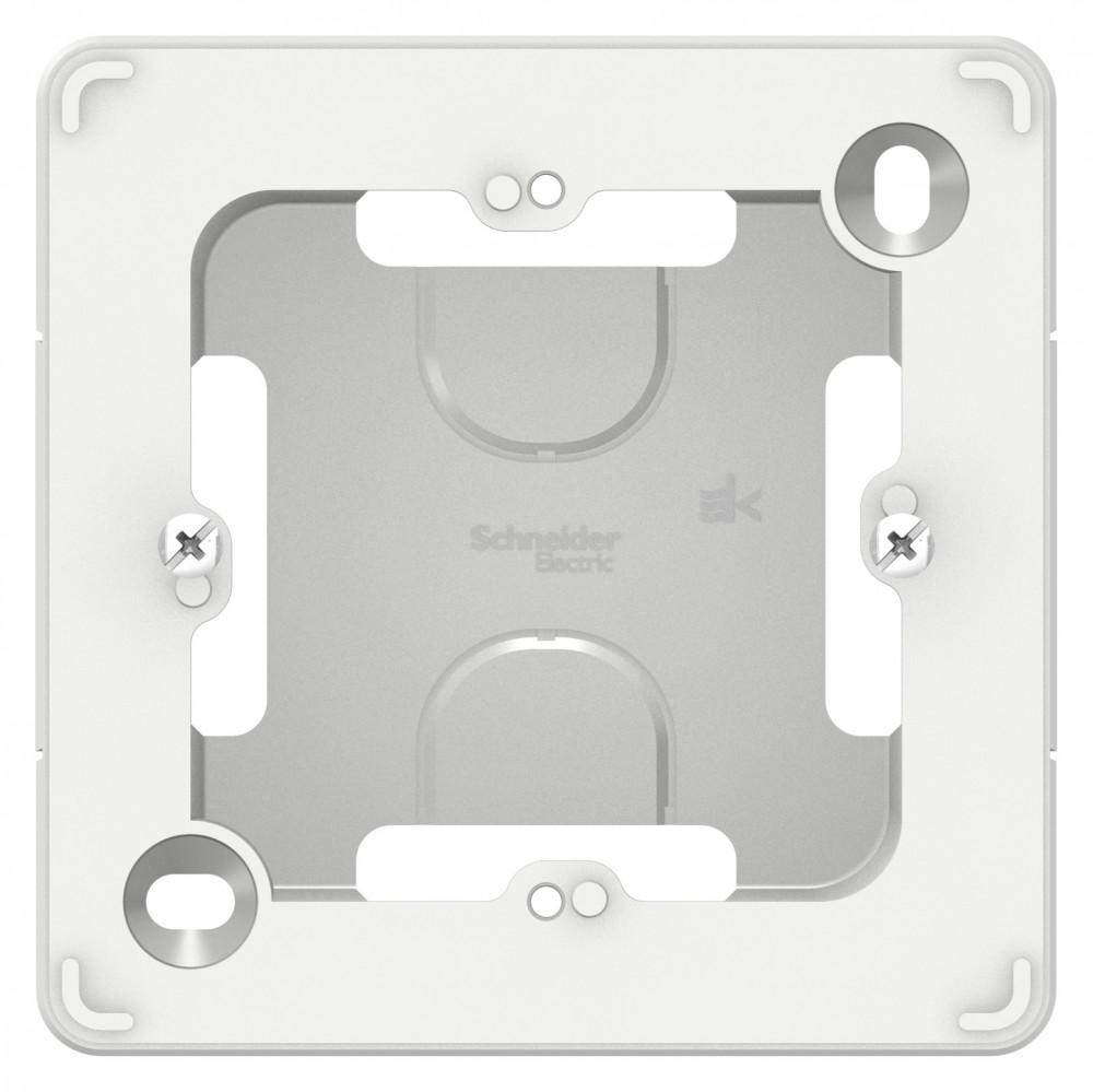 Фото BLANCA с/у коробка подъемная с возможностью соединения нескольких коробок, белый {BLNPK000011}