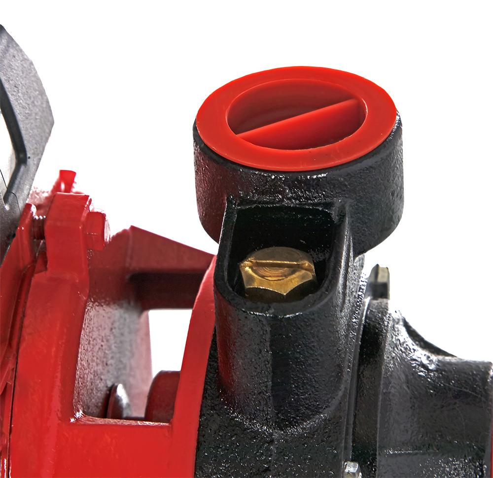 Фото Садовый насос Quattro Elementi Giardino 601 Ci (600 Вт, 2700 л/ч, для чистой, 42 м, 7,8 кг) {910-126} (4)