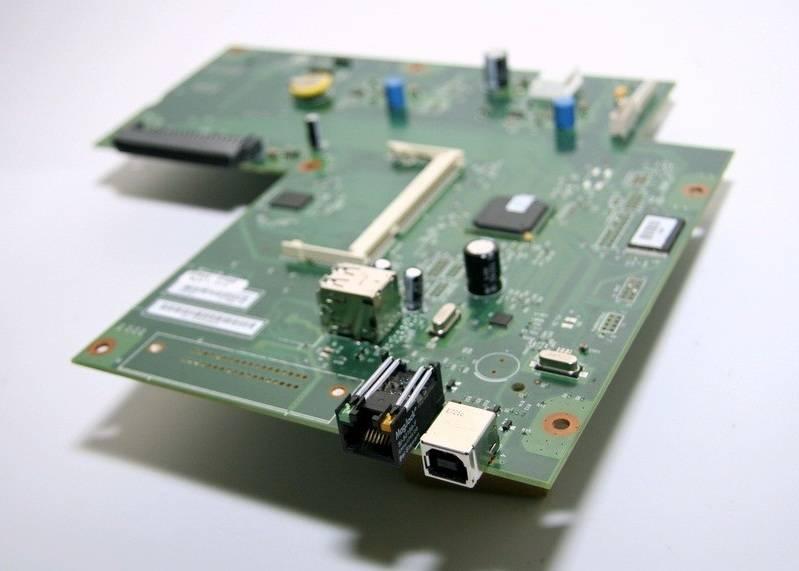 Фото Плата форматера (сетевая) HP LJ P3005n, dn, x (Q7848-61004, Q7848-61002, Q7848-60002, Q7848-61006) восстановленная