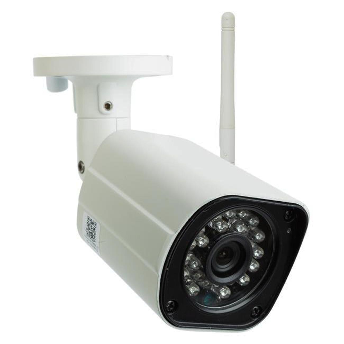 Фото Беспроводная уличная WiFi Smart Rexant камера с микрофоном {45-0274}