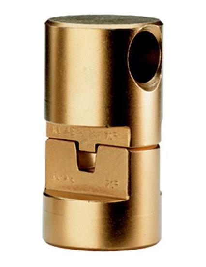 """Фото Матрица серии """"25"""" для втулочных наконечников 185 мм² (трапеция) {klkHAE25185}"""