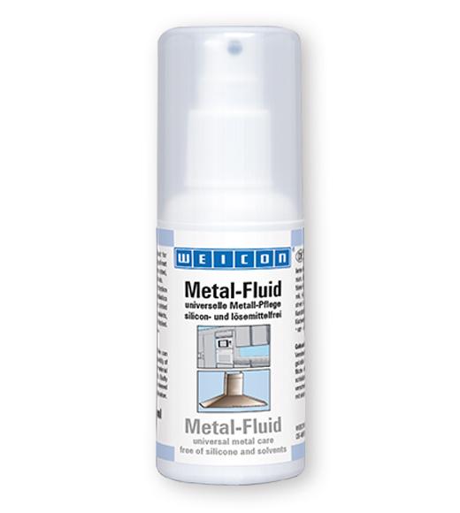 Фото Средство Weicon Metal-Fluid по уходу за металлами (100 мл) {wcn15580100}