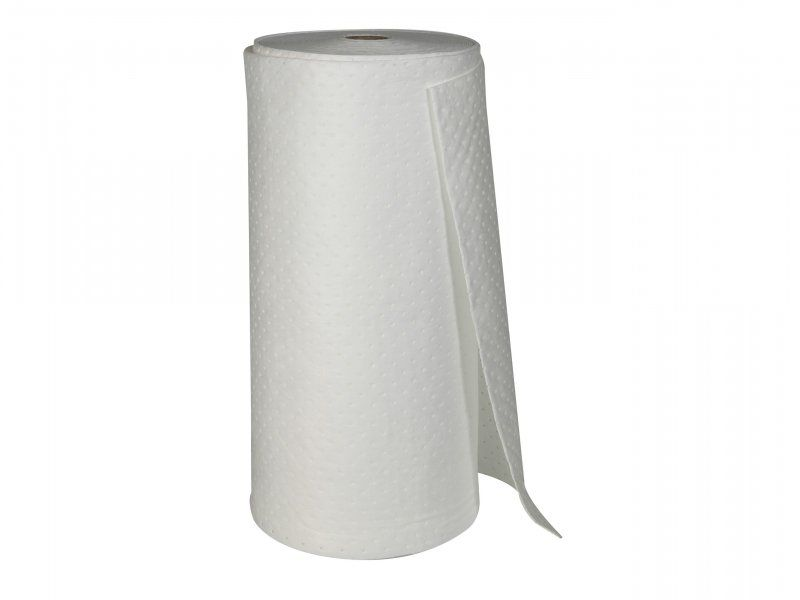 Фото Масловпитывающие салфетки OP30-P-E, 76 см x 46 м, 187 литров (в рулоне) {spc813755}
