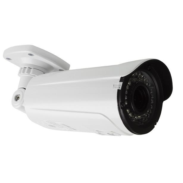 Фото Цилиндрическая уличная камера IP Rexant 4.0 Мп, ИК до 50 м, PoE {45-0374}