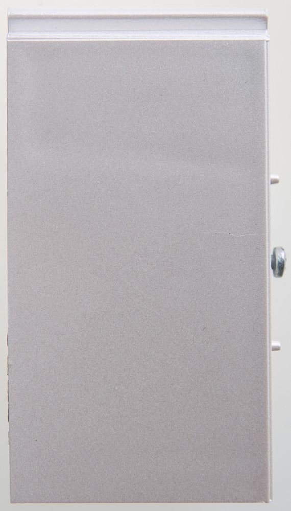 Фото Расширение коробки наружного монтажа GLOSSA, перламутр {GSL000600C}