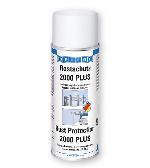 Фото Защита от коррозии Weicon Rust Protection 2000 Plus, темно серый (400 мл) {wcn11012400}