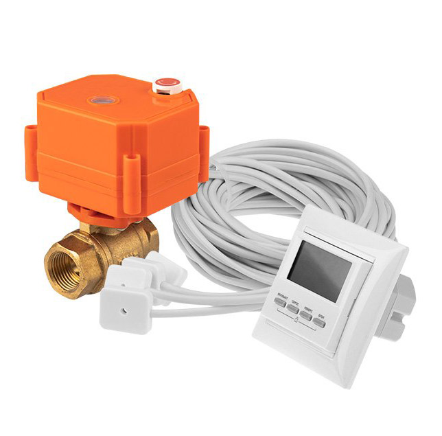 Фото Cистема контроля протечки воды (1 кран - 1 дюйм) Nautilus RT25-1 REXANT {82-0202}