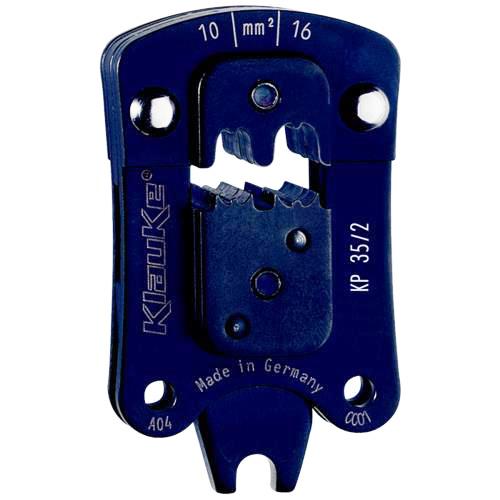Фото Сменная голова Klauke-Pro для втулочных наконечников 10 - 16 мм² (круглый обжим) {klkKP352}
