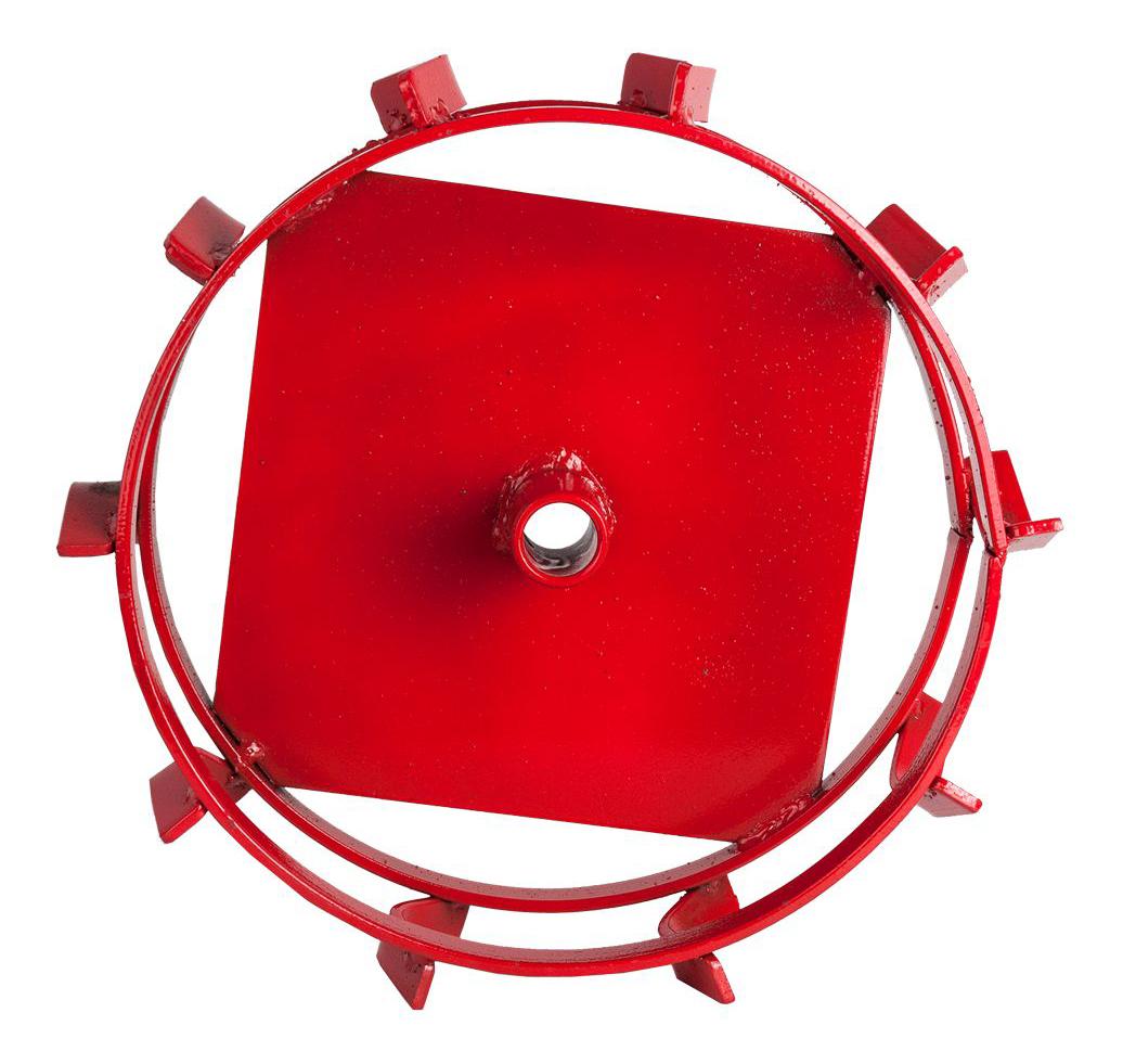 """Фото Набор для окучивания для DDE """"Мустанг-2/3"""" (сцепка, окучник, колеса) {51.55.10-12.02.20-51.0425} (3)"""
