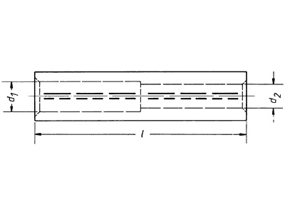 Фото Сжимные гильзы Klauke 70-35 мм² {klk287R35} (1)