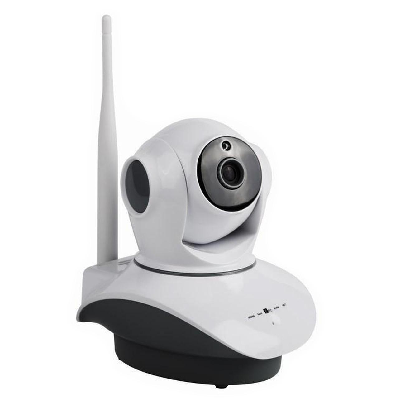Фото Беспроводная поворотная 4G (LTE) Smart HD камера Rexant, ИК до 10 м {45-0269}