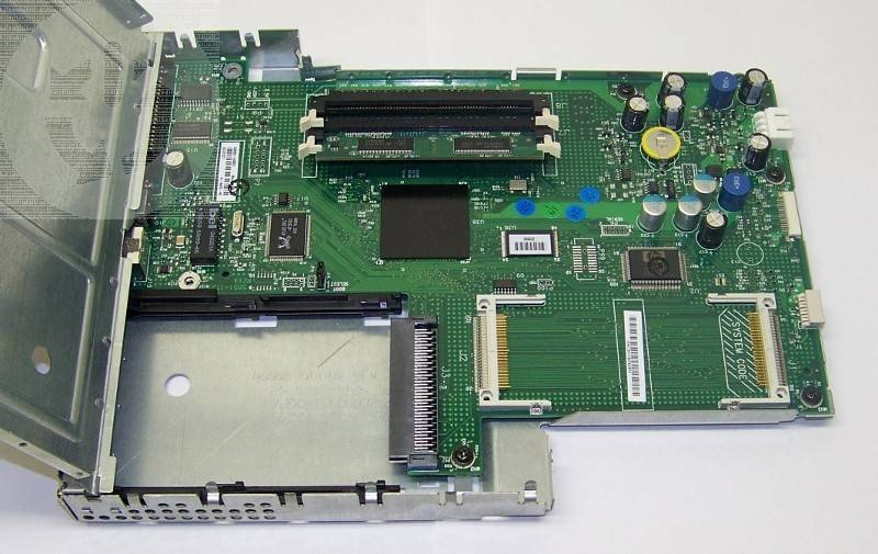 Фото Плата форматера (сетевая) HP LJ 2410/2420/2430 (Q6507-61004/Q6507-61005/Q6507-61006/Q6507-60001/Q3955-60003/Q3955-60001/Q3955-61004) OEM (1)