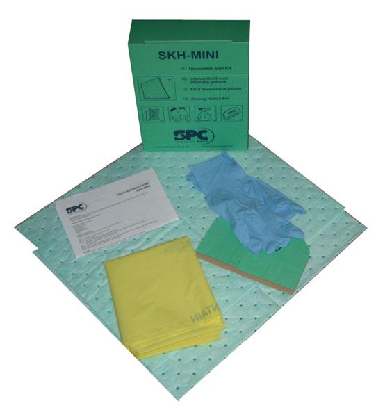 Фото Одноразовый набор SKH-MINI для сбора химикатов {spc813868}