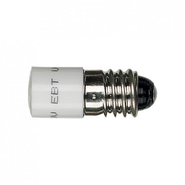 Фото MERTEN лампа тлеющего разряда E10 230 в 0,65 ма пер. тока {MTN395100}