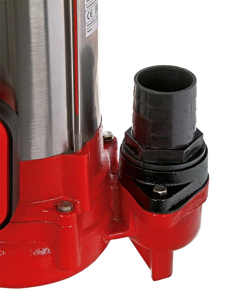 Фото Фекальный насос Quattro Elementi Sewage 500F Ci (500 Вт, 16000 л/ч, для грязной, 12 м, 16,0 кг) {910-157} (2)
