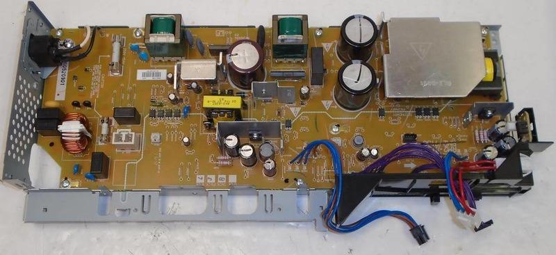 Фото Плата питания низковольтная HP CLJ M552/M553 (RM2-7165/RM2-7135) OEM