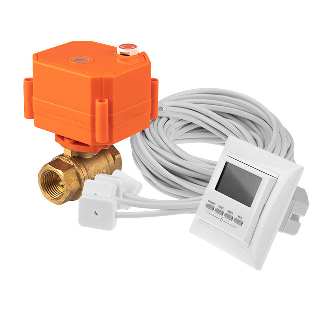 Фото Cистема контроля протечки воды (1 кран - 1/2 дюйма) Nautilus RT15-1 REXANT {82-0200}