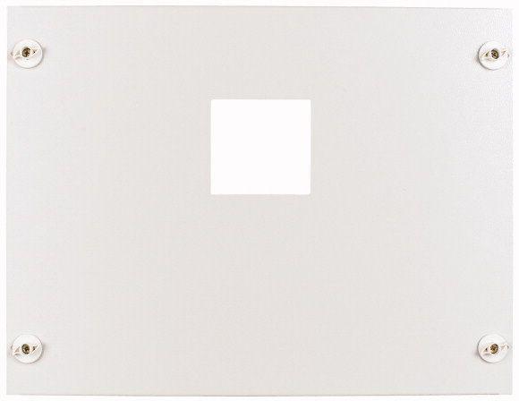 Фото Плата монтажная+передняя панель 600мм BPZ-NZM1-600-MH-W гориз. бел. EATON 292476