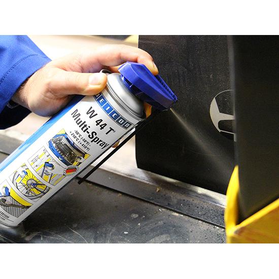 Фото Универсальная смазка Weicon W 44 T Multi-Spray высокой эффективности (спрей 500 мл) {wcn11251550} (2)
