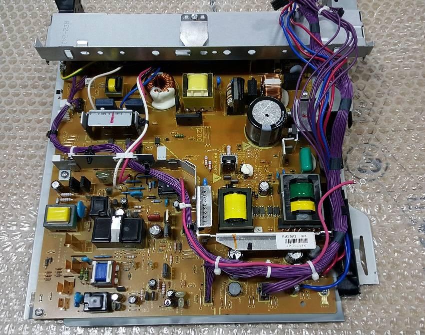 Фото Плата питания HP LJ M604, M605, M606 (RM2-6349, RM2-7642)