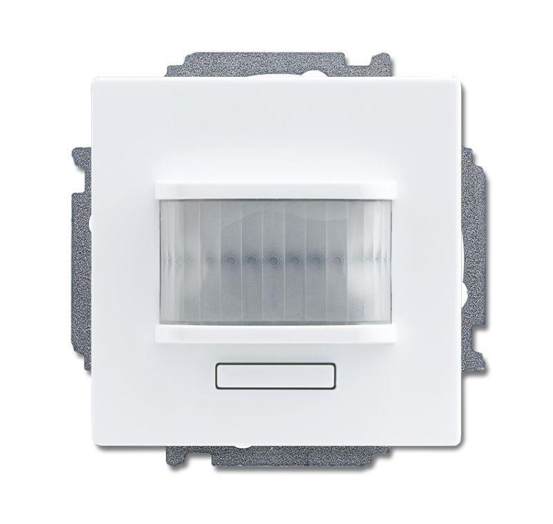 Фото Датчик движения/активатор выключателя free@home; 1-кан.; беспроводной; MSA-F-1.1.1-84-WL Solo/Future альп. бел. ABB 2CKA006200A0086