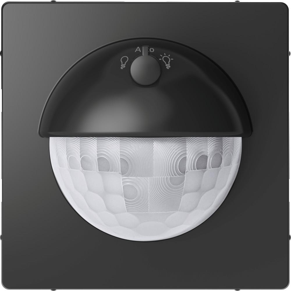Фото MERTEN D-Life PlusLink датчик движения с выкл. Argus 180 (модуль), антрацит, SD {MTN5711-6034}
