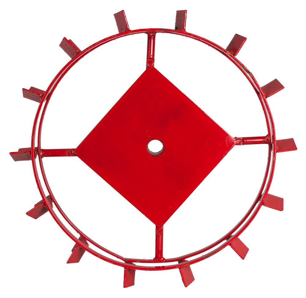 """Фото Грунтозацепы """"MAXI-выкапыватель"""" для DDE """"Тролль/Хоббит"""", """"Мустанги"""", """"Халк"""" (втулка Ø=30 мм, Ø=540 мм/460 мм (по обручу), ширина = 90 мм) {01.04.37. (3)"""