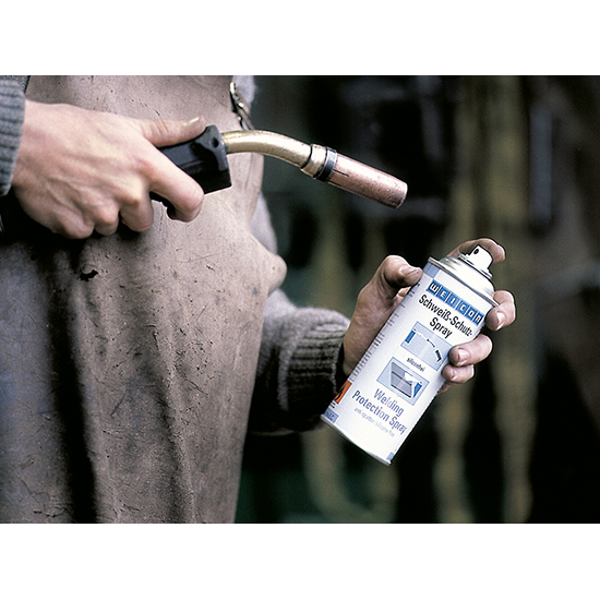 Фото Защитный спрей Weicon Welding Protection Spray для сварки (400 мл) {wcn11700400} (1)