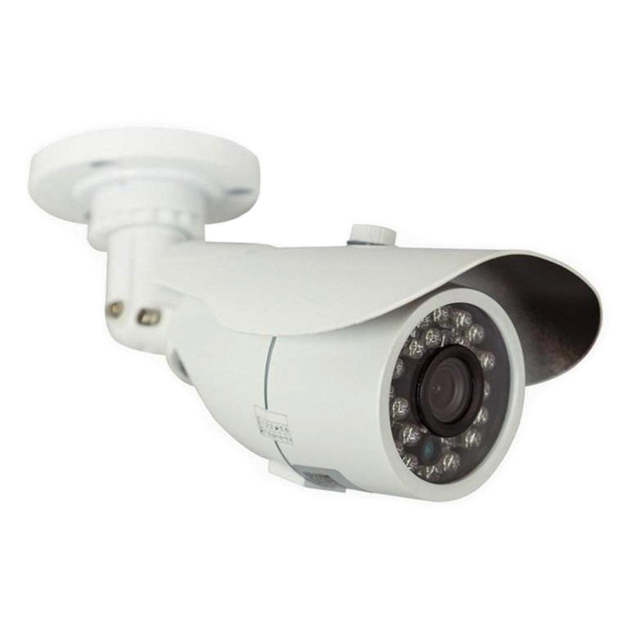 Фото Цилиндрическая уличная камера AHD Rexant 2.0 Мп (1080P), ИК до 20 м {45-0261}
