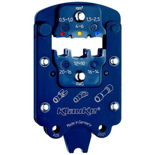 Фото Сменная голова Klauke-Pro для кольцевых и других изолированных наконечников 0.5 - 6 мм² (овал) {klkKP82}