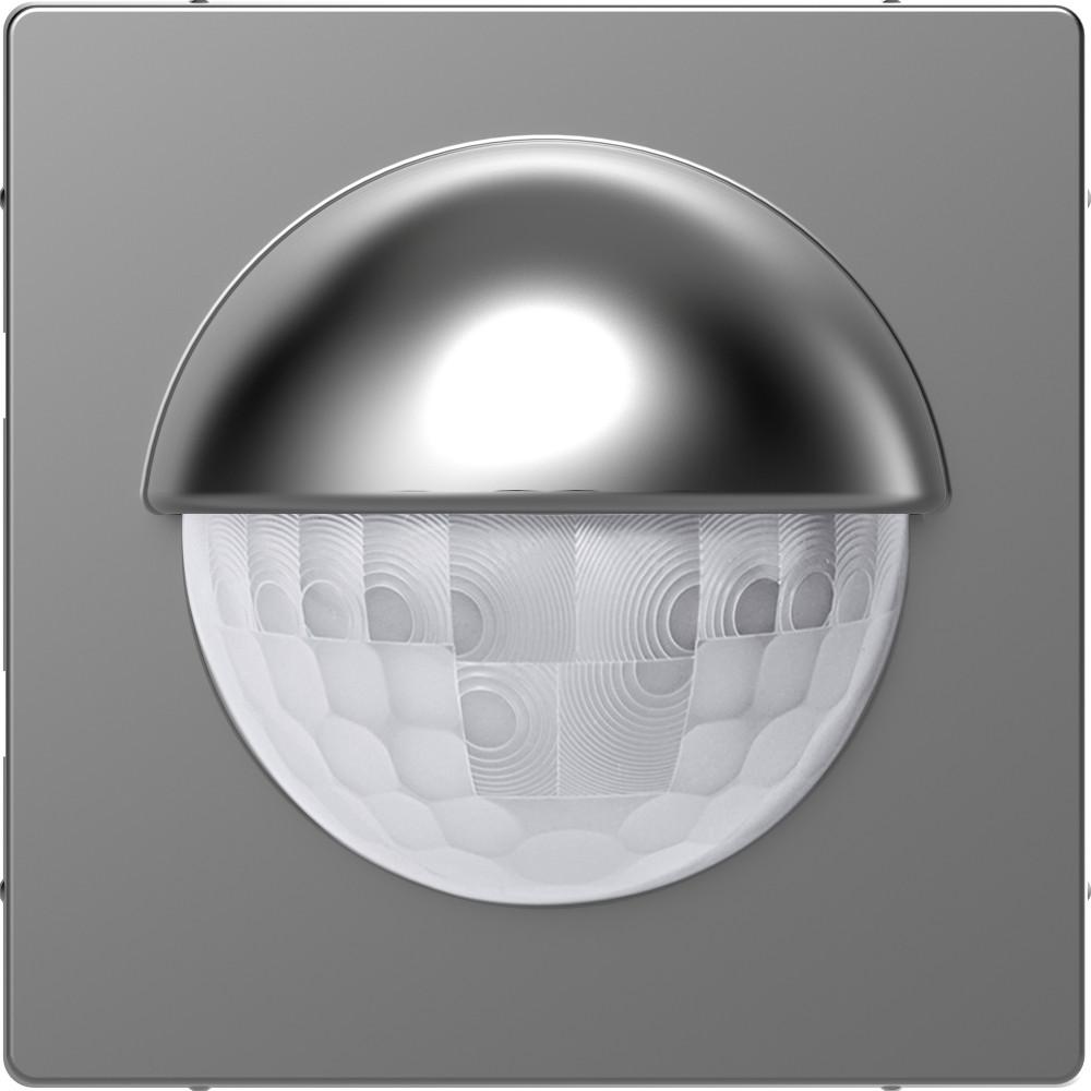Фото MERTEN D-Life PlusLink датчик движения Argus 180 (модуль), нерж. сталь, SD {MTN5710-6036}