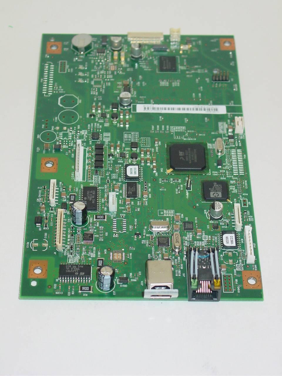 Фото Плата форматера (для моделей с факсом) HP LJ M1522nf MFP (CC368-60001, CC368-69002)