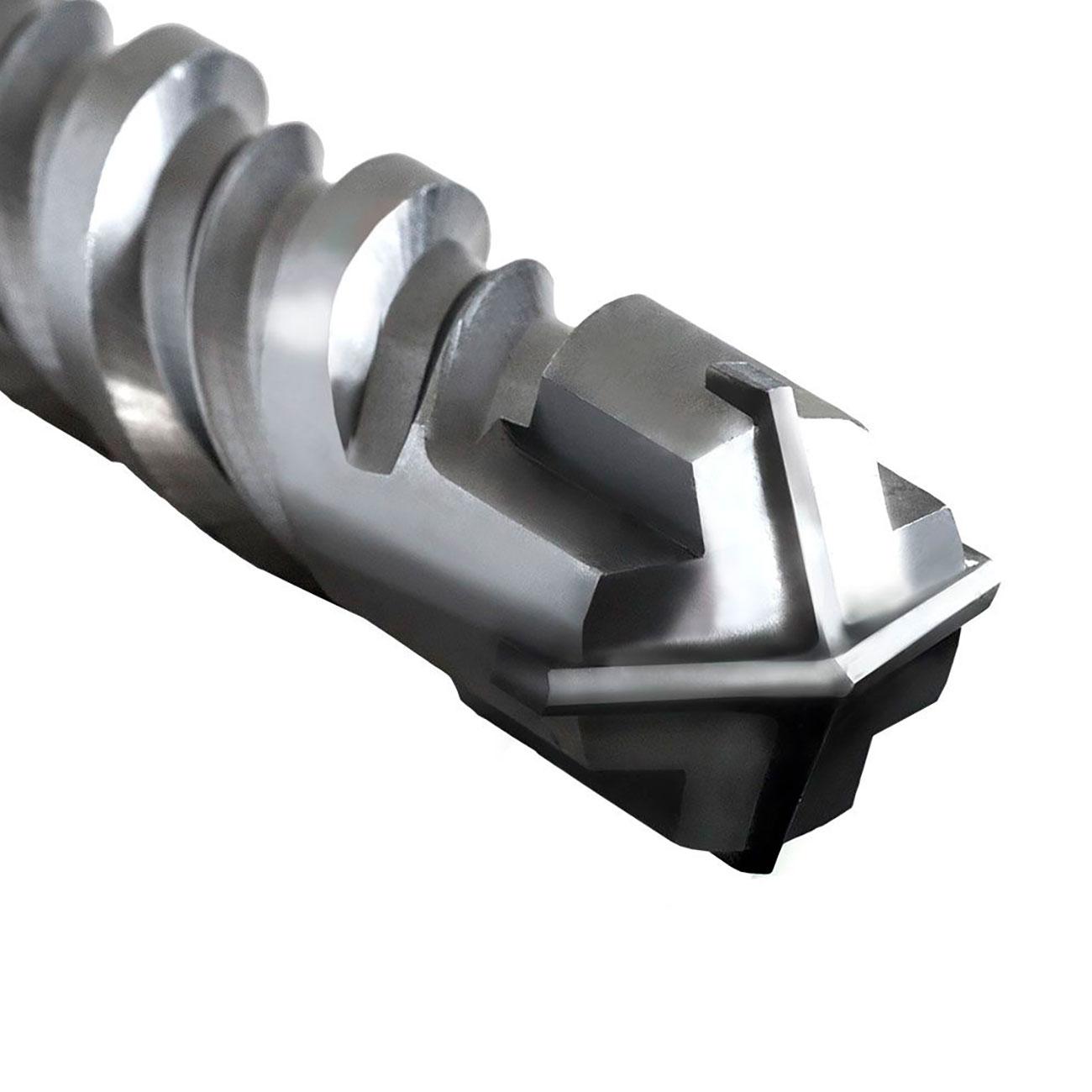 Фото Бур Квадро по бетону SDS-MAX, 18 х 340 мм, Практика Эксперт {647-864} (1)