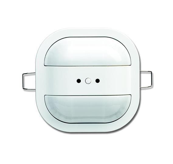 Фото Датчик присутствия 6131/31-183-500 KNX Premium серебр. алюм. ABB 2CKA006132A0349 {2CKA006132A0349;6132-0-0349}