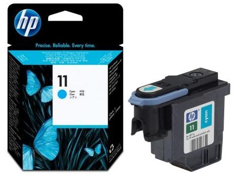 Фото Печатающая головка HP 11 (C4811A) (голубой) {C4811A}