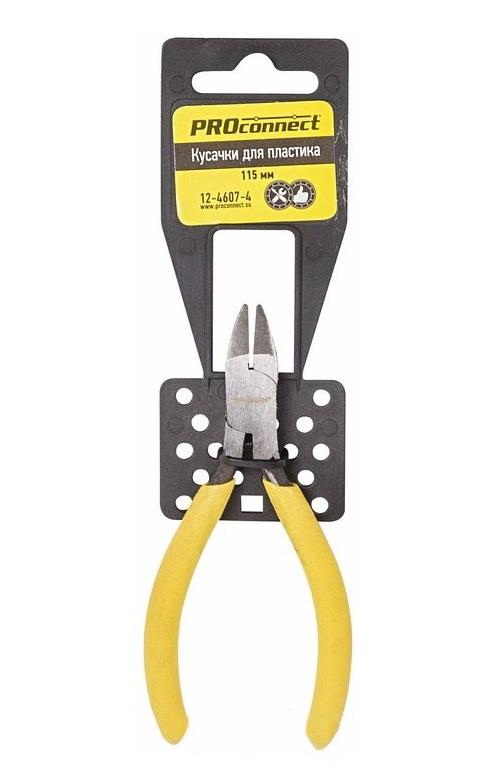 Фото Кусачки PROconnect для точечных работ (115 мм) {12-4607-4} (1)