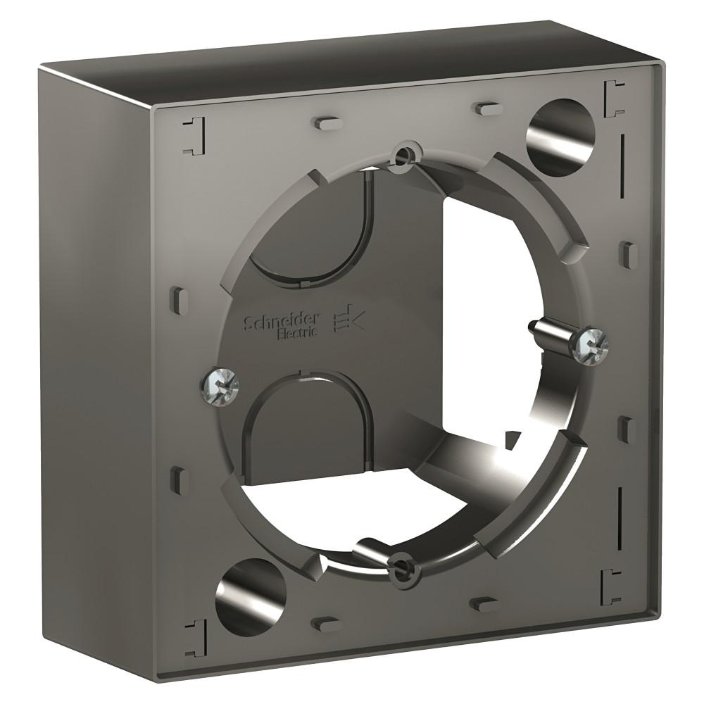 Фото Коробка для наружного монтажа ATLASDESIGN, сталь {ATN000900}