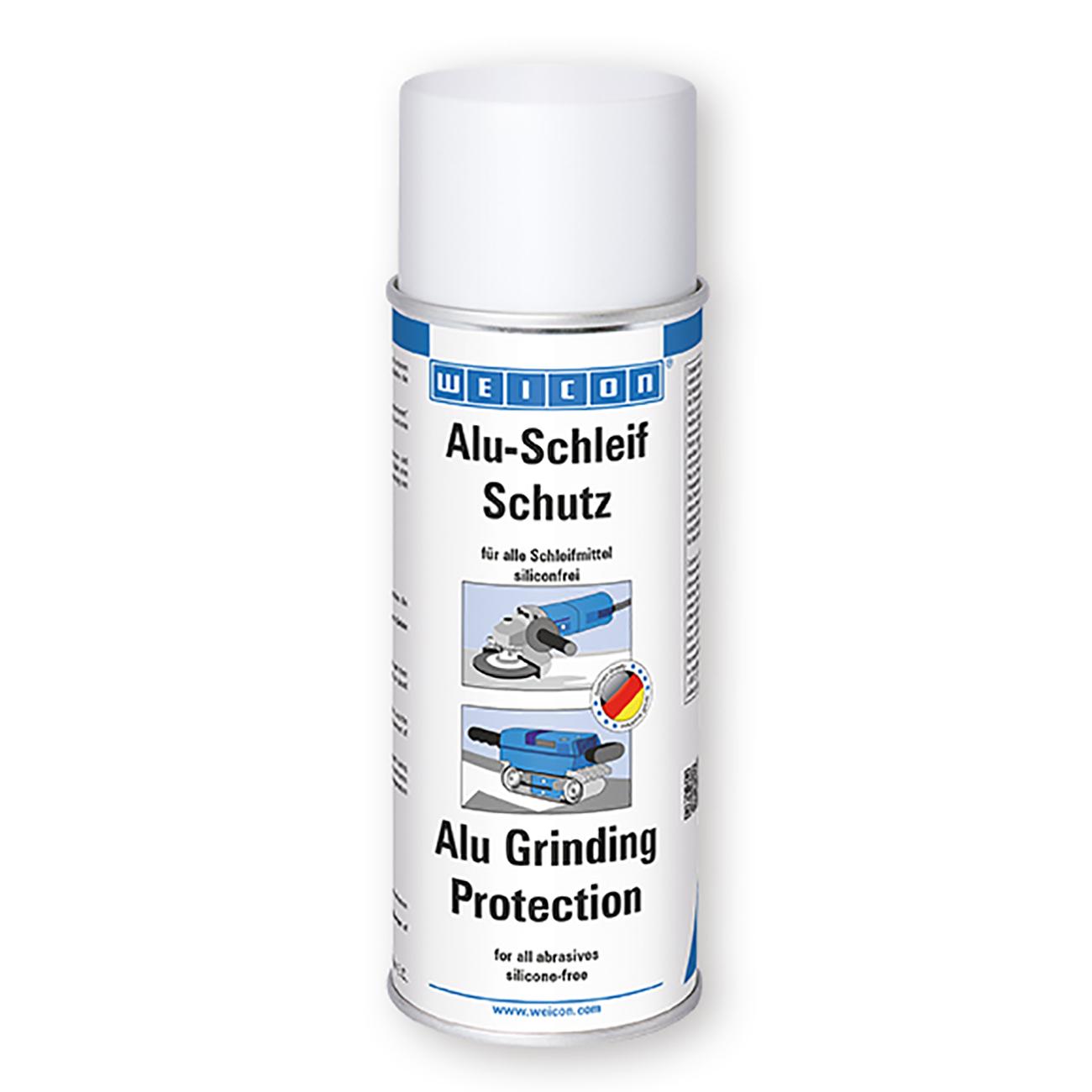 Фото Шлиф-защита Weicon Alu-Grinding Protection для алюминия (400 мл) {wcn11451400}