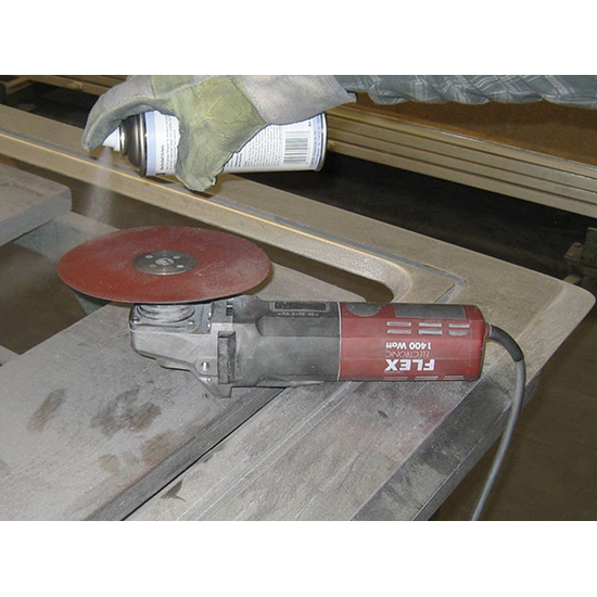 Фото Шлиф-защита Weicon Alu-Grinding Protection для алюминия (400 мл) {wcn11451400} (1)