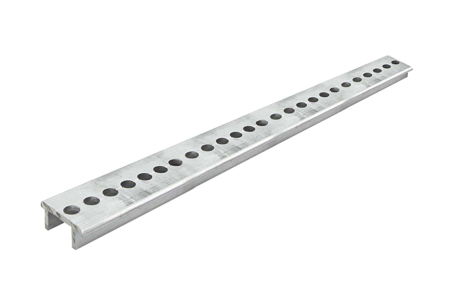 Фото Профиль алюминиевый для установки шинных держателей НШД 2м TDM {SQ0834-0015}