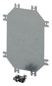 Фото Панель монтажная; оцинкованная сталь D=3мм для корпусов CI23 M3-CI23 EATON 019709