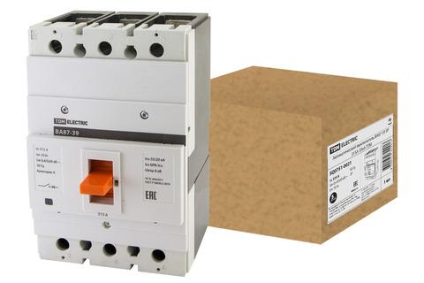 Фото Автоматический выключатель ВА87-39 3P 500А 55кА TDM {SQ0751-0023} (1)